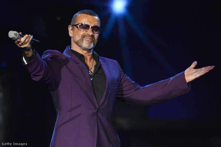 George Michael 2016. december 25-én hunyt el.
