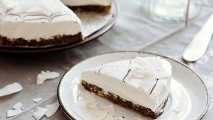 Pénteki süti: kókuszhabos-csokis szelet