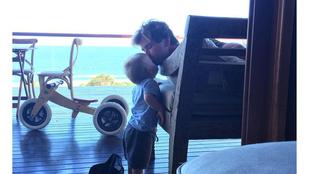 Bemutatjuk Chris Hemsworth családjának csodálatos életét