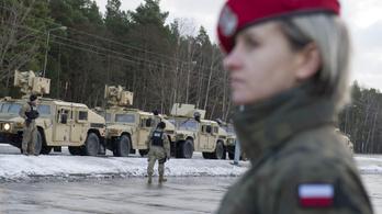 A Kreml fenyegetésként fogja fel az amerikai páncélosok Lengyelországba vezénylését