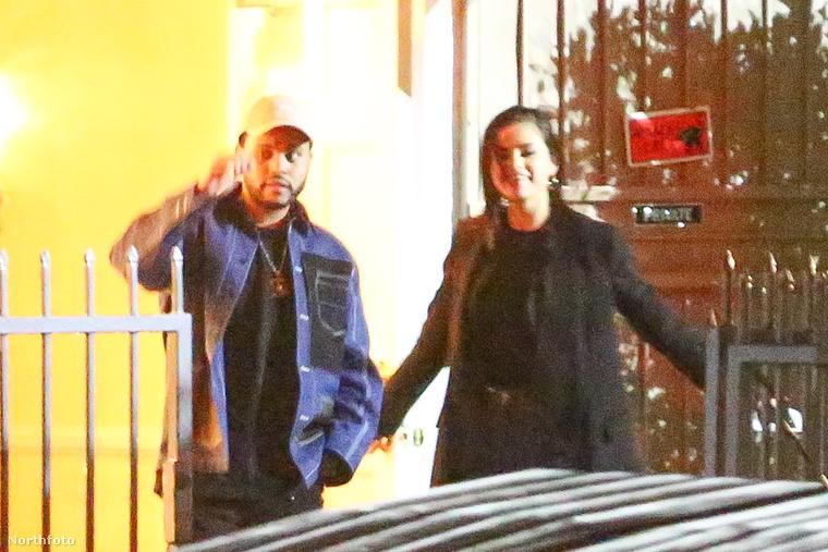 The Weeknd és Selena Gomez - a legújabb celebpár.