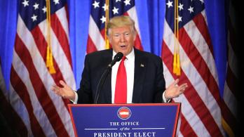 Trump szerint a kémfőnök elismerte, hogy az oroszok ártatlanok