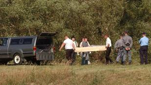 13 évig várta Tompa Eszter gyilkosa, hogy becsöngessenek hozzá a rendőrök