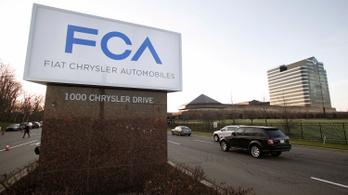 A Fiat Chrysler is belecsúszott a dízelbotrányba