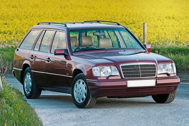 Az összkerekes Mercedest legtöbben a G osztállyal azonosítják, pedig a gyártó a nyolcvanas évek vége óta kínálja a W124-est összkerékhajtásal