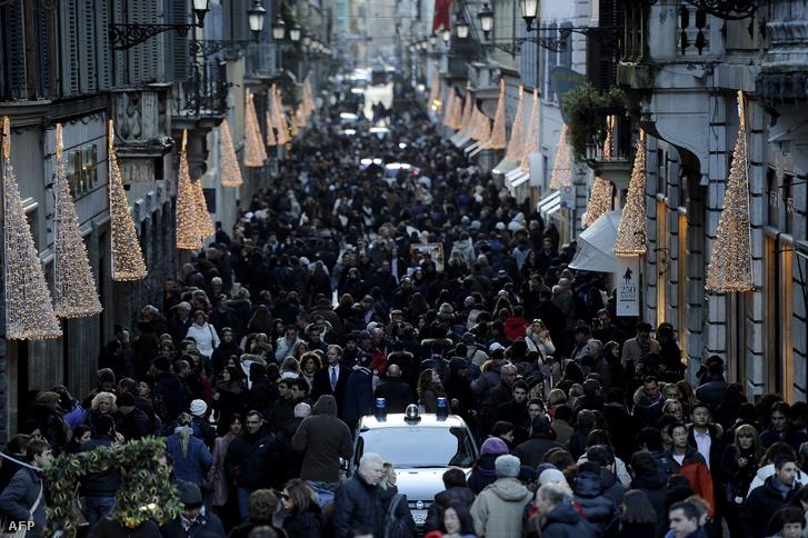 Via Condotti - Róma