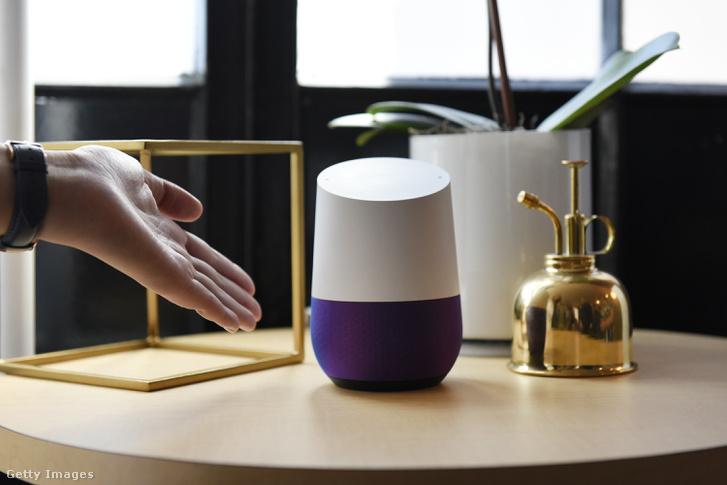 A Google Home