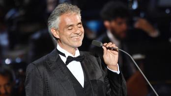Filmet forgatnak Andrea Bocelli életéről