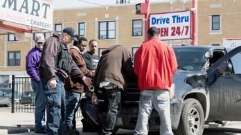 Rutinszerűen vadásztak a feketékre és latinókra a chicagói rendőrök