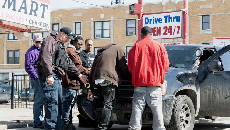 Rutinszerűen vadásztak a feketékre a chicagói rendőrök