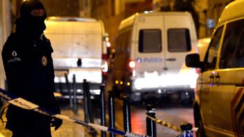 Terrorellenes razziát tartanak Brüsszelben