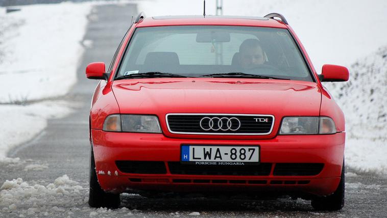 Audi A4-et, de melyiket?