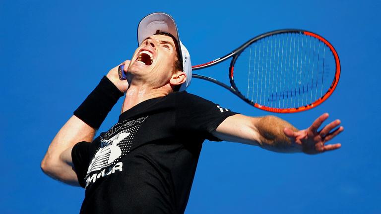 Sir Andy, Djoko és  Federer újra: kezdődik az AusOpen
