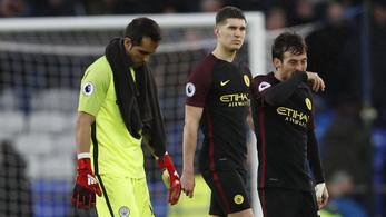4-0-ra alázta Guardiola csapatát az Everton