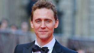 Egy új nőt láttak Tom Hiddleston életében