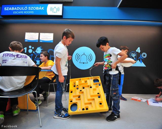 Nem csak gyerekeket várnak a logikai játékokkal a Csodák Palotájában
