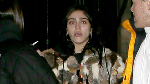 Újabb bizonyíték, hogy Madonna le sem tagadhatná 20 éves lányát