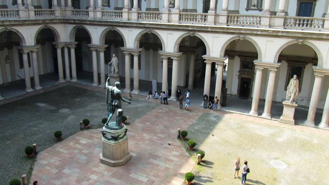 Nagy értékű képek rongálódtak meg a milánói Brera képtárban a fűtőrendszer hibája miatt