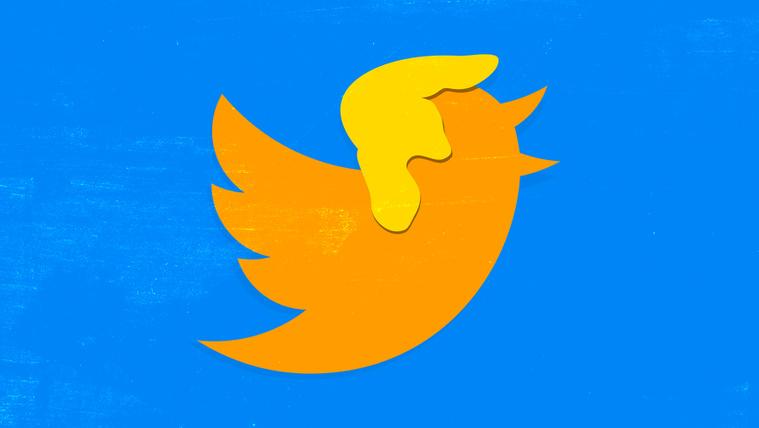 Megafon, amivel Trump a csúcsra jutott