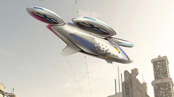 Még idén önvezető repülő autót tesztelne az Airbus