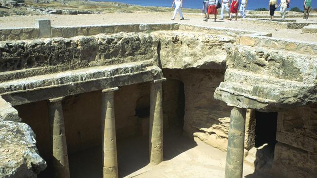 Ókori műtőt fedeztek fel Cipruson