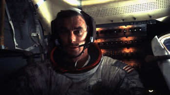 Meghalt az űrhajós, aki mindeddig utoljára járt a Holdon