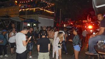 Öt embert lelőttek egy mexikói fesztiválon