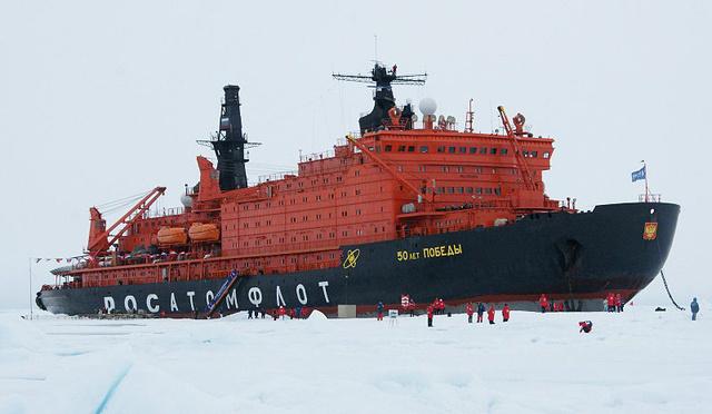 Jégtörő hajó