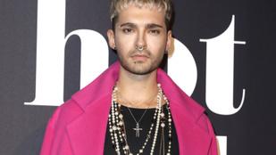 A Tokio Hotel énekese mégis hogy néz ki?