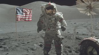 Ahogy Neil Armstrong elkezdte, úgy fejezte be Gene Cernan