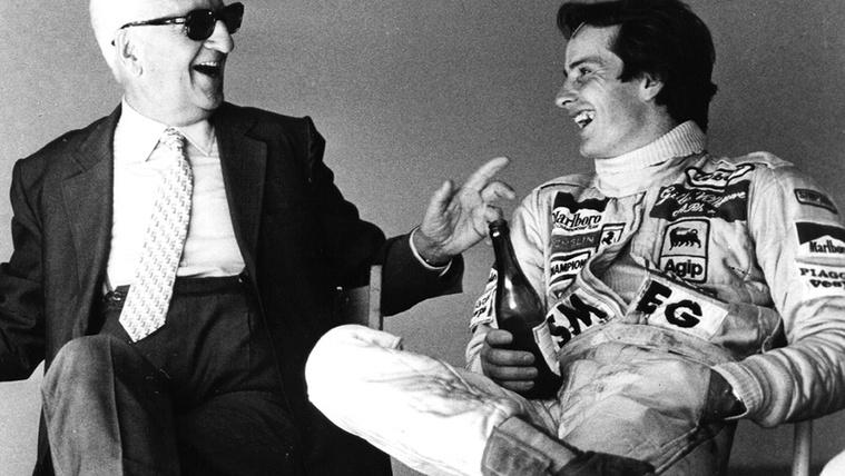Ma lenne 67 éves Gilles Villeneuve