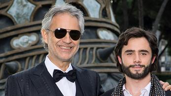 Andrea Bocelli Budapesten ad koncertet