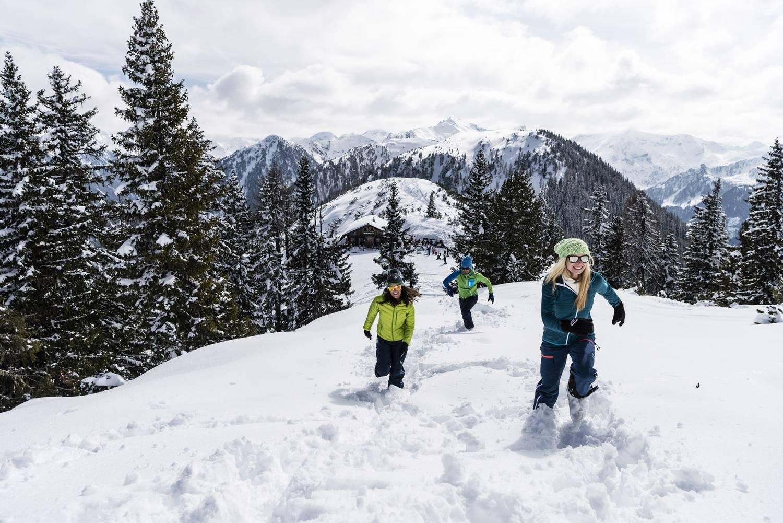 Év eleji szoftverfrissítés az osztrák hegyekben