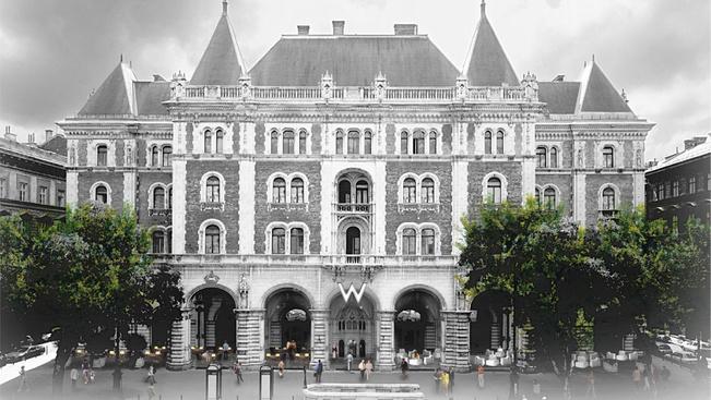 2020-ban nyílik luxushotel a Balettintézet helyén