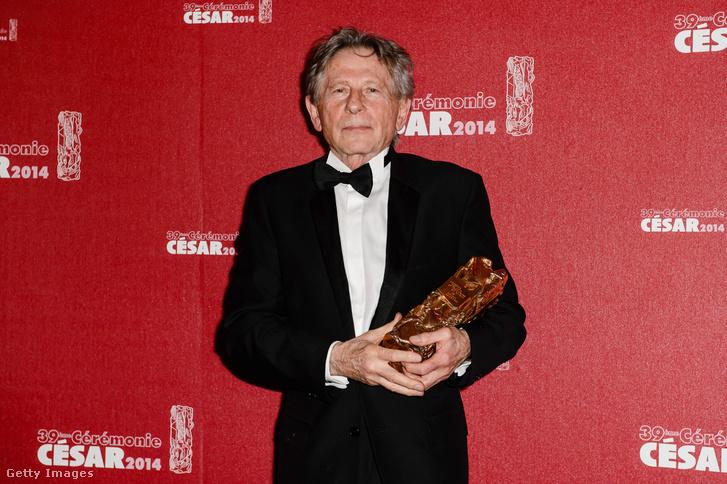 Roman Polanski 2014-ben