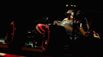 Nagy színváltás előtt a McLaren-Honda