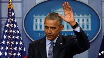 No drama, Obama