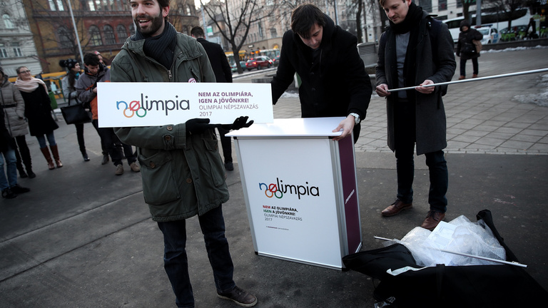 Mi lesz így a budapesti olimpiai népszavazással?