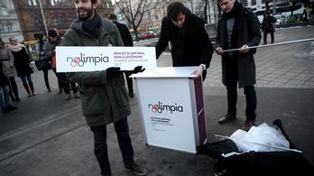 Elrajtolt az olimpiaellenes aláírásgyűjtés, 138 ezren kellenek a népszavazáshoz