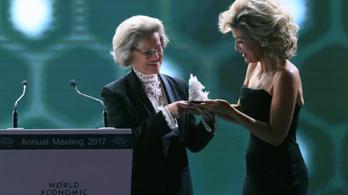 Crystal-díjat kapott Anne-Sophie Mutter