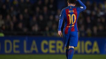 Már csak ez hiányzott Messi-ügyben a Barcelonának