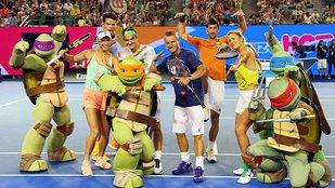 Egyre több pénzért játszanak a tenisz sztárjai