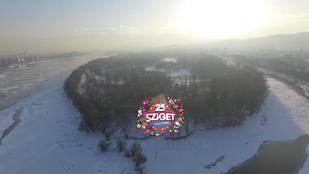 Tél tábornok rommá bulizza magát a Szigeten