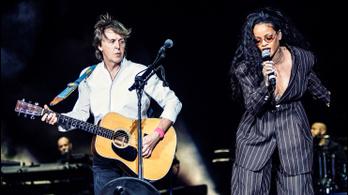 Paul McCartney visszaperelné saját Beatles-dalai jogait