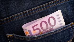 """Édesapám egy 500 euróst nyomott a kezembe: """"ha kell még, tudunk adni"""""""