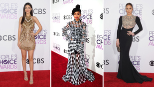 People's Choice Awards: nézze meg a legszebb ruhákat!