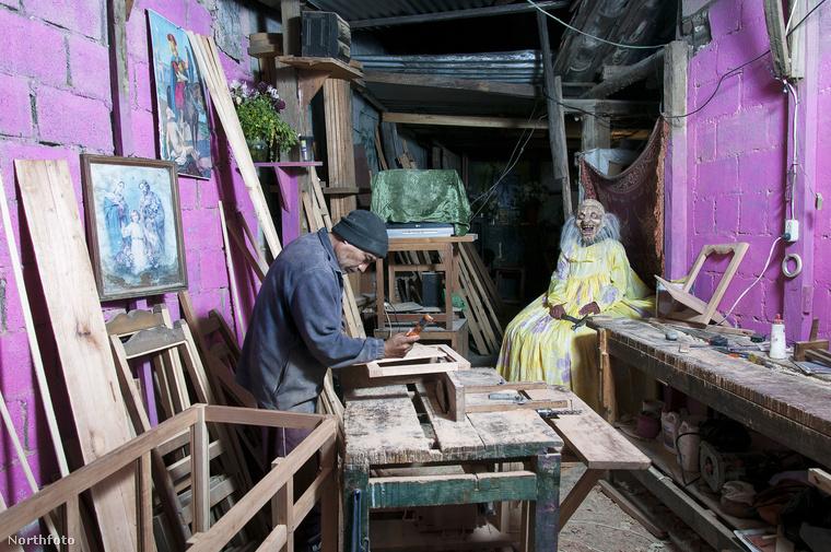 Diego Moreno fotós ezen a környéken nőtt fel