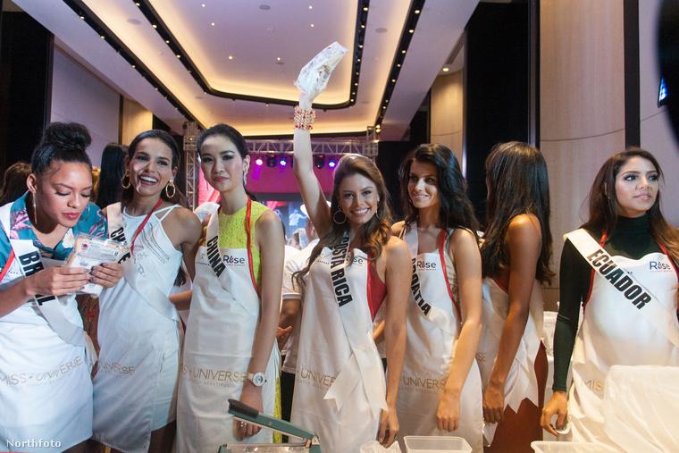 Január végén lesz a Miss Universe döntője
