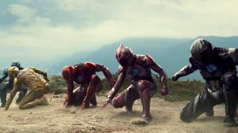 Ócska CGI-parádé lesz az új Power Rangers