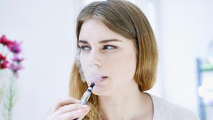 Az e-cigi a kamaszok kapudrogja a dohányzás felé